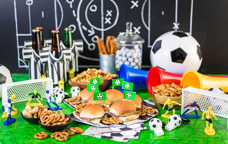 cumpleaños para niños y niñas en valladolid, reserva campo de futbol indoor, futbol indoor para niños